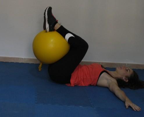 ginnastica pelvica