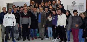 Raduno dei Chinesiologi siciliani- I° Raduno-Chinesiologi-Sicilia-Prof. Carmelo Giuffrida-Catania