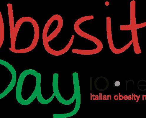 Giornata dell'Obesità-obesity day-obesità-obeso-sovrappeso-grasso-attività fisica-esercizio-attività motoria-sport-Prof. Carmelo Giuffrida-Catania-obesity day-logo