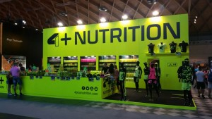 4+Nutrition al Rimini Wellness 2017