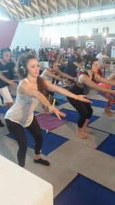 Dott. Giusy Giarratana al Rimini Wellness 2017