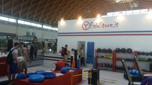 Fisiostore al Rimini Wellness 2017