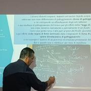 Lezioni del Prof. Carmelo Giuffrida al Master di Posturologia e Scienze dell'Esercizio Fisico all'Università di Catania