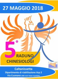 Raduno dei Chinesiologi-5° Raduno Chinesiologi Siciliani-Prof. Carmelo Giuffrida-Catania