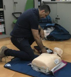BLSD-Cardiologia-ECG-Attività Fisica-rischio cardiovascolare-Prof. Carmelo Giuffrida-Catania-1
