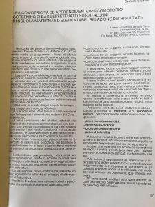 Psicomotricità-percorsi di psicomotricità-attività motoria-finalizzata-razionale-benessere-psico fisica-apprendimento-psicomotorio-Prof. Carmelo Giuffrida-Catania-1