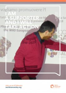 Conferenza-Cancro-Oncologia-Attività Fisica-Attività Fisica Adattata-prevenzione-Studio-Prof.-Dott.-Carmelo Giuffrida-Prof. Carmelo Giuffrida-Catania-AFA-1
