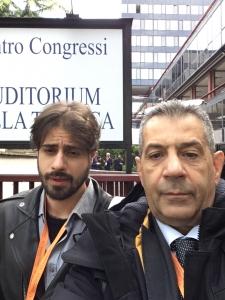 cancro e attività fisica adattata-PLACE-2019-Roma-Prof.Carmelo Giuffrida-Dott. Giuliano Giuffrida-Studio-Catania-1