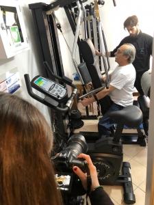 attività fisica adattata-esercizio fisico-allenamento-ginnastica dolce-anziani-Prof. Carmelo Giuffrida-Catania