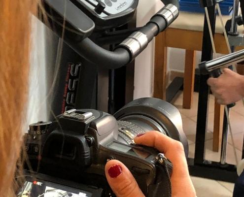 Shooting Day 7-Studio-Prof. Carmelo Giuffrida-Catania
