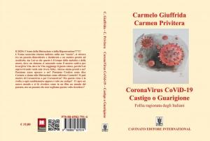 Coronavirus-Covid19-SARSCOV2-Attività Fisica Adattata-Poesia-Arte-Preghiera-Carmelo Giuffrida-Carmen Privitera-libro-Catania