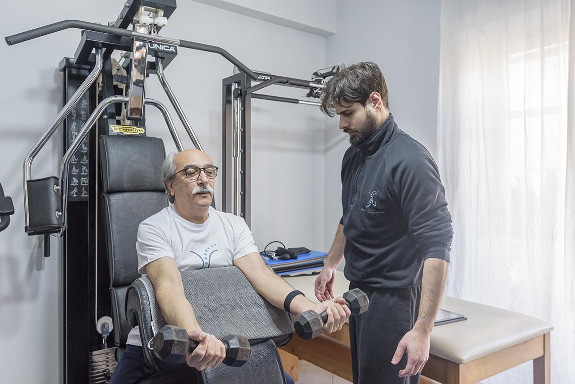 attività fisica adattata nella atassia di Friedreich a Catania