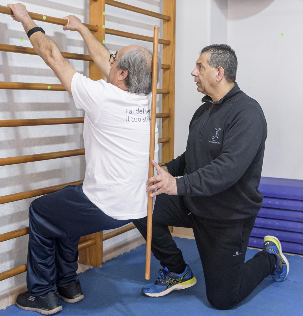 Attività Fisica-mal di schiena a Catania nello studio del Prof. Carmelo Giuffrida