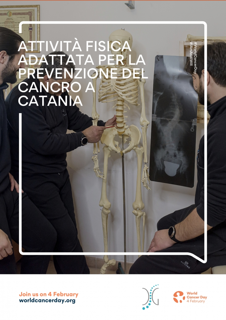 World Cancer Day 2021-Giornata Mondiale del Cancro 2021