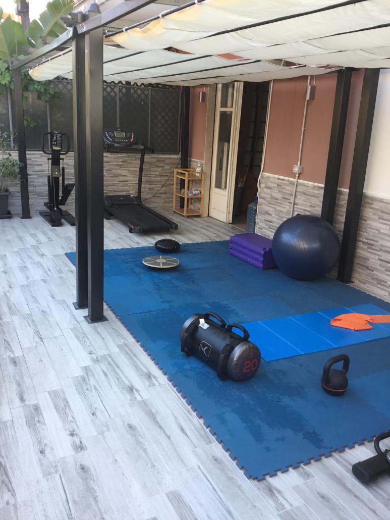 Studio Prof. Carmelo Giuffrida-Catania-attività fisica adattata all' aperto-Palestra all'aria aperta 2