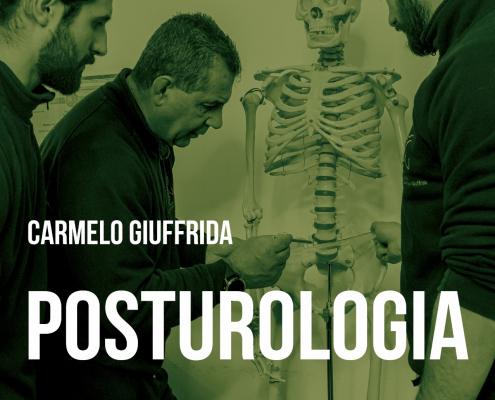 Posturologia-libro del Prof. Carmelo Giuffrida-Copertina
