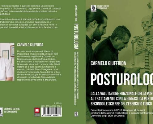 Copertina libro Posturologia di Carmelo Giuffrida